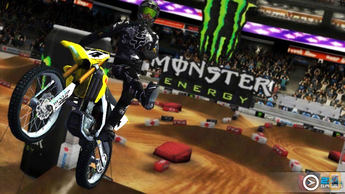 Screenshot - Ricky Carmichael's Motocross Matchup Pro