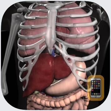 Anatomy 3D - Organs by Real Bodywork (iPhone)