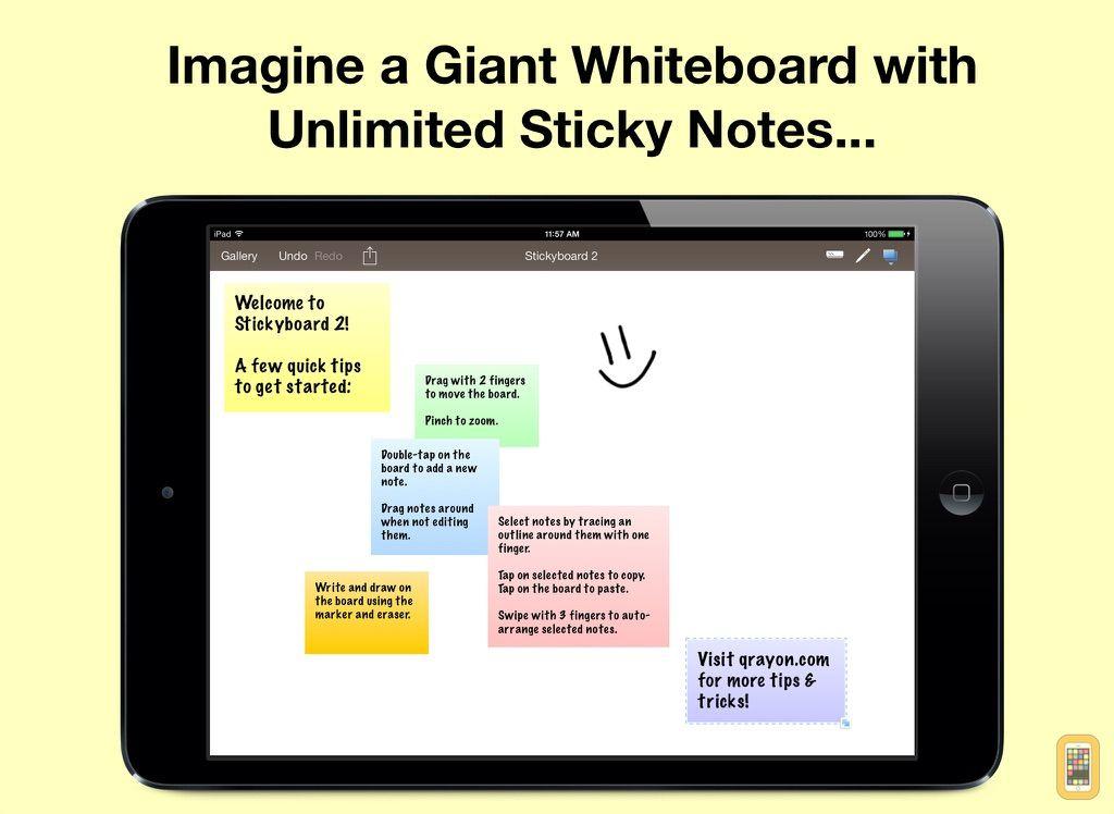 Screenshot - Stickyboard 2
