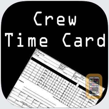 Crew Time Card by Joe Kocsis (iPhone)