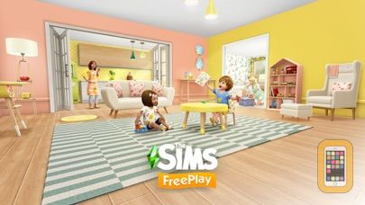Screenshot - The Sims™ FreePlay