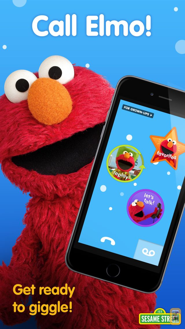 Screenshot - Elmo Calls