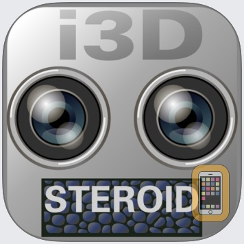 i3DSteroid by Spmaker (Universal)
