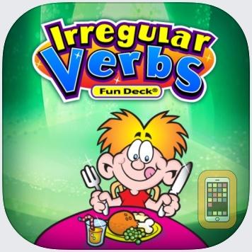 Irregular Verbs Fun Deck by Super Duper Publications (Universal)