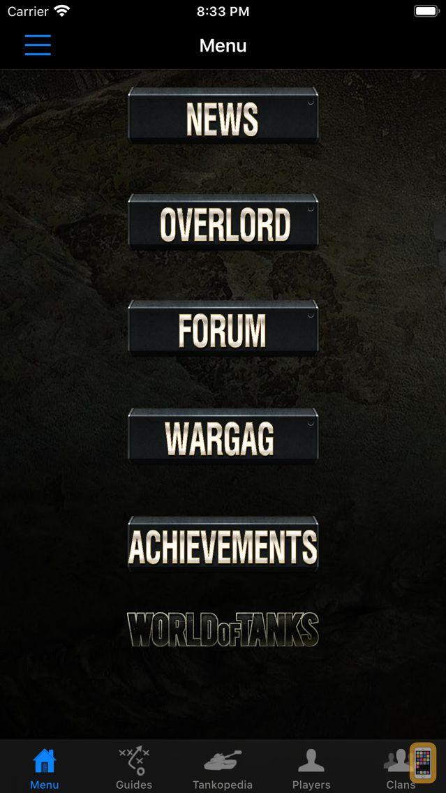 Screenshot - Guide for World of Tanks