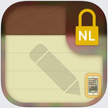 Note Lock ~ Lock your Tales Note Manager for Keep and Protect your Private Notes Business Idea and Confidential Information Safely and Secure in One App by i-App Creation Co., Ltd. (Universal)