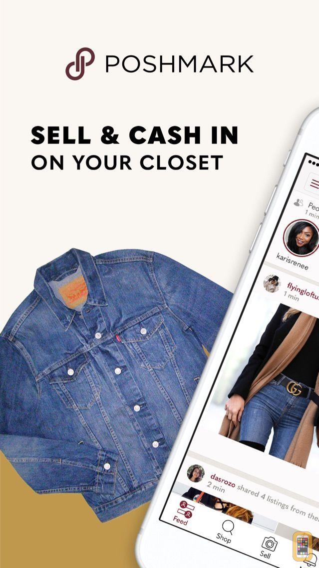 Screenshot - Poshmark: Buy & Sell Fashion