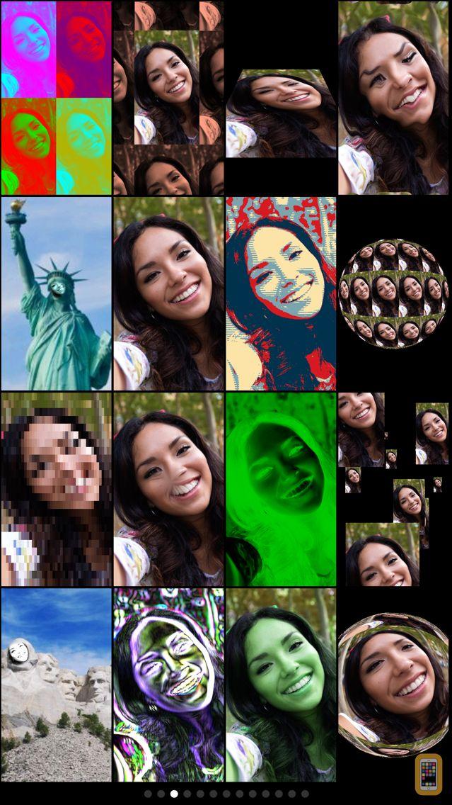 Screenshot - Mega Photo: Real-Time Effects
