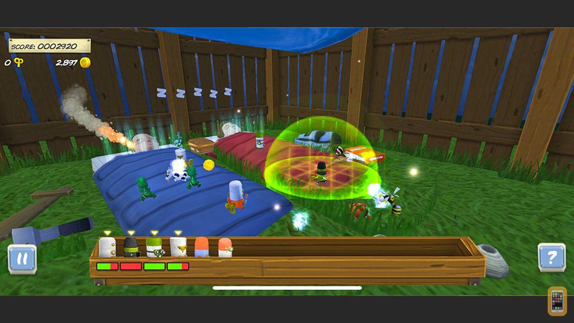 Screenshot - Wind Up Robots