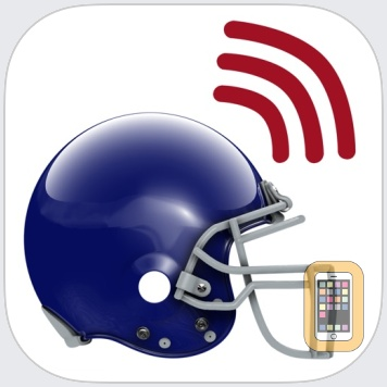 New York Football Radio & Live Scores by Red Ripe Media, LLC (Universal)