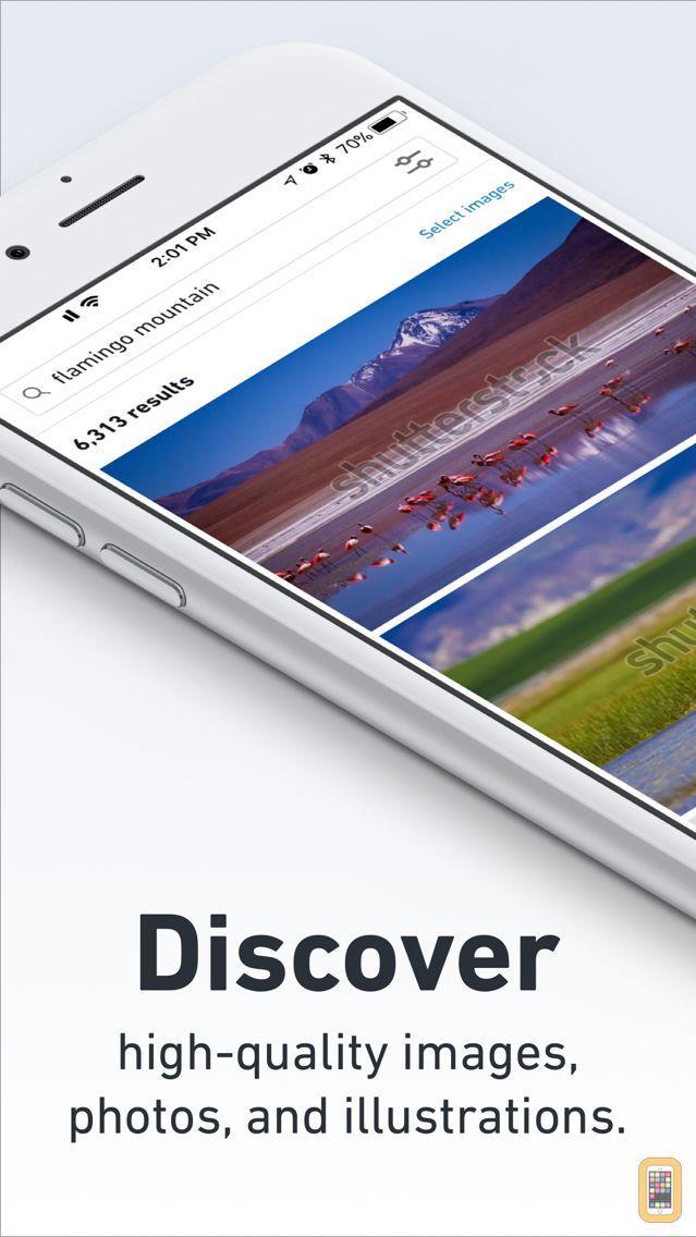Screenshot - Shutterstock - Stock Photos