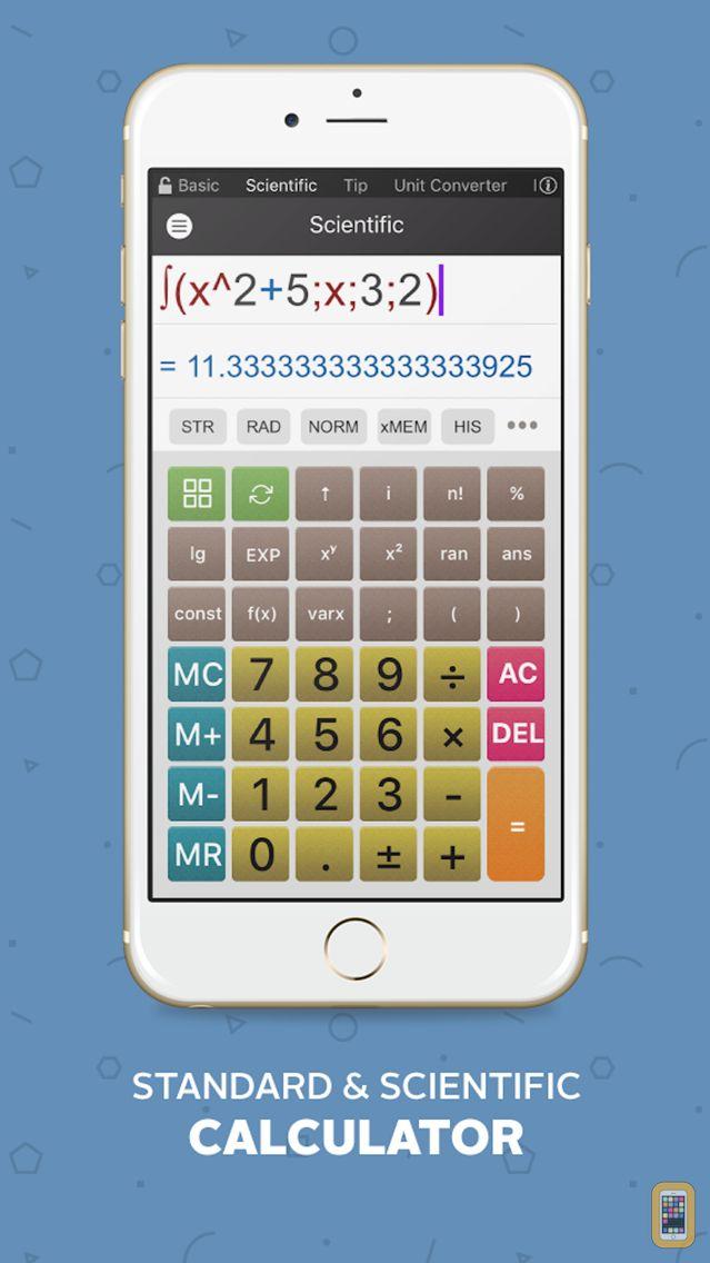 Screenshot - ▸ Calculator +