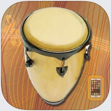 i Play My Caribbean Drums HD by Alessandro Benedettini (iPad)
