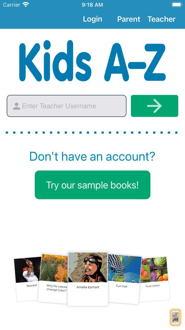 Screenshot - Kids A-Z