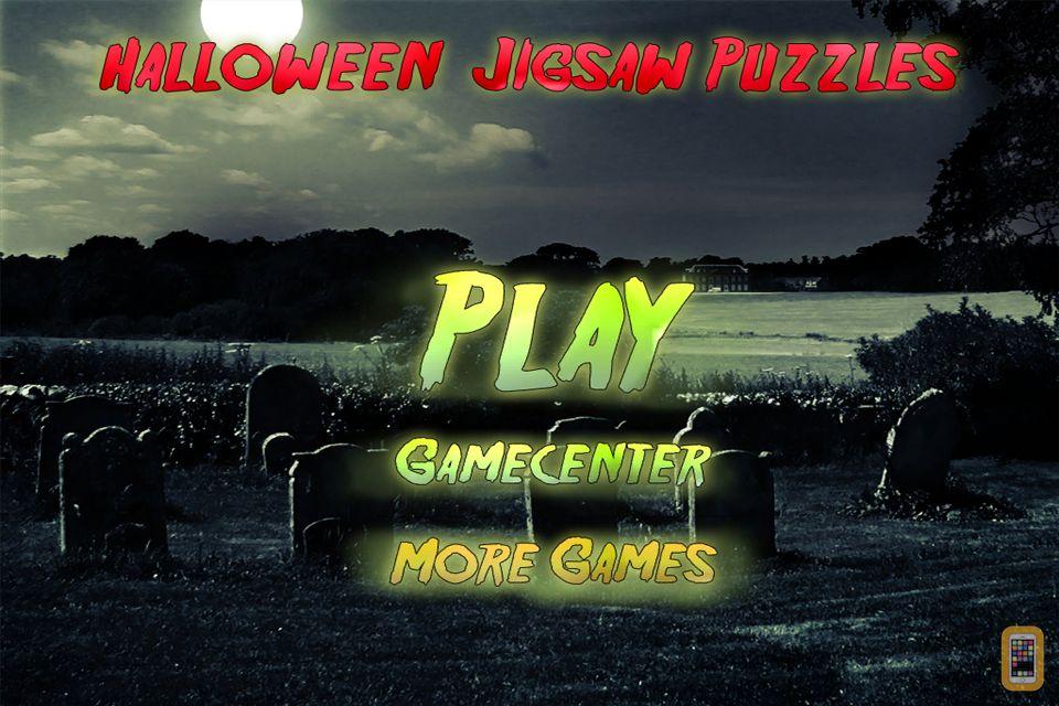 Screenshot - Halloween Jigsaw Puzzles