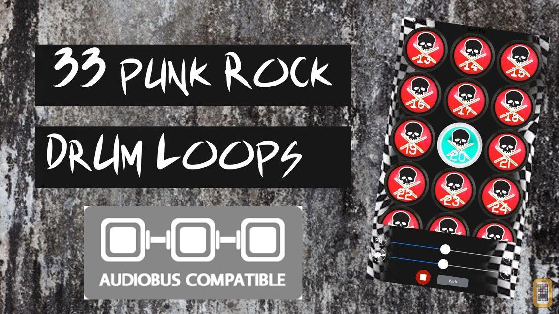 Screenshot - Punk Rock Drum Loops