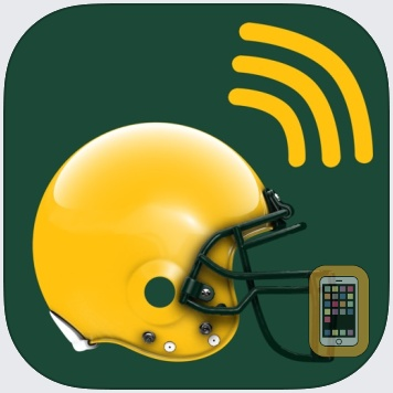 Green Bay Football Radio & Live Scores by Red Ripe Media, LLC (Universal)