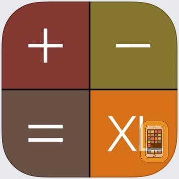 Calculator XL Free - Standard, Scientific, & Unit Converter by Gero Mazza (Universal)
