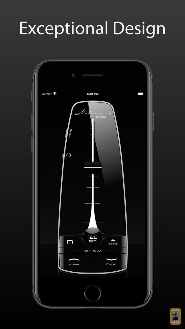 Screenshot - Metronome Touch