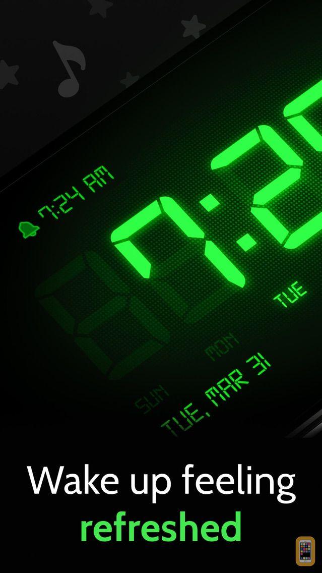 Screenshot - Alarm Clock HD