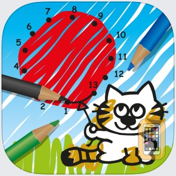 Drawing Games - Fun and educational drawing games for kids by Claudio H P Castro (Universal)