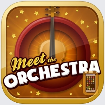 Meet the Orchestra - learn classical music instruments by Vide Infra Group (Universal)