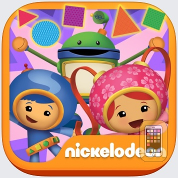 Umizoomi Zoom Into Numbers HD by Nickelodeon (iPad)