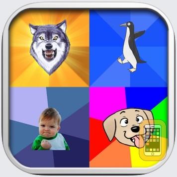 Meme Maker by Rocket Splash Games (iPhone)