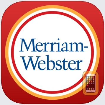 Merriam-Webster Dictionary Pro by Merriam-Webster, Inc. (Universal)