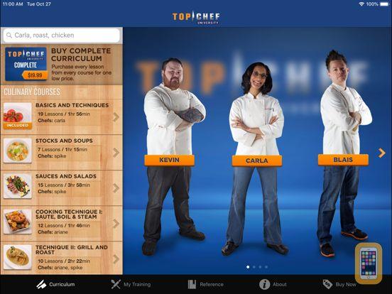 Screenshot - Top Chef University