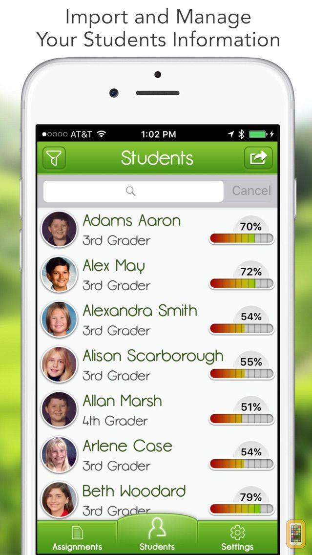 Screenshot - iGrade (Gradebook for Teacher, Student and Parent)