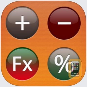 Forex Trade Calculator by QM4 Designs (iPhone)