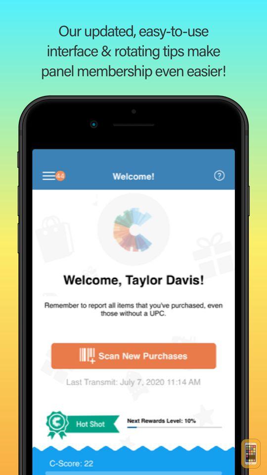 Screenshot - NCPMobile: Shopping Rewards