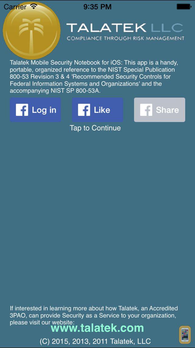 Screenshot - NIST Quick Guide
