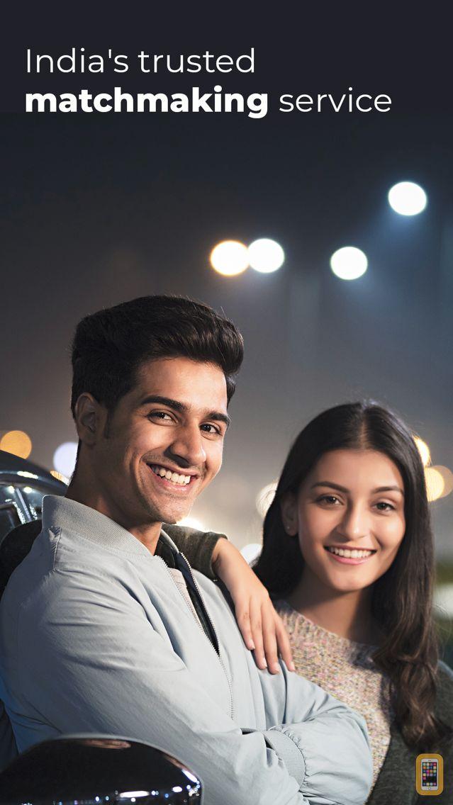Screenshot - Shaadi.com Matrimonial App