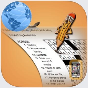 Across Lite Crosswords by Literate Software (iPad)