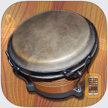 i Play My Cuban Bongo Drums by Alessandro Benedettini (iPad)