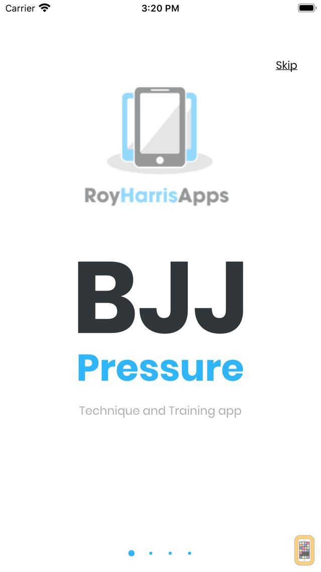 Screenshot - BJJ Pressure