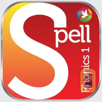 Simplex Spelling Phonics 1 - English by Pyxwise Software Inc. (Universal)