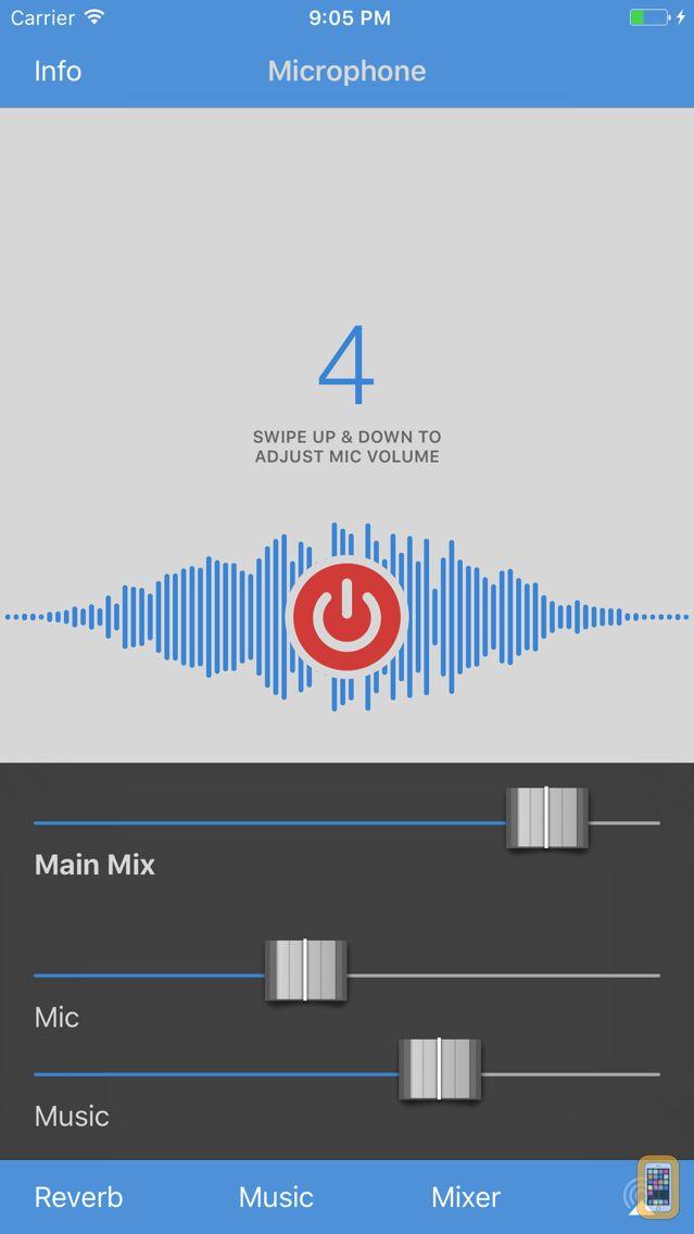 Screenshot - Microphone | VonBruno