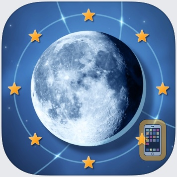 Deluxe Moon Pro - Moon Phases Calendar by Sergey Vdovenko (iPhone)