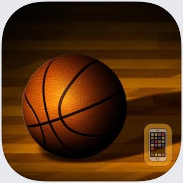 Shot Chart by Jeff Harden (iPad)