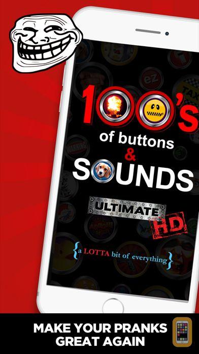 Screenshot - 100's of Buttons & Sounds HD
