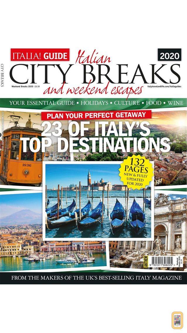 Screenshot - Italia Guide Magazine