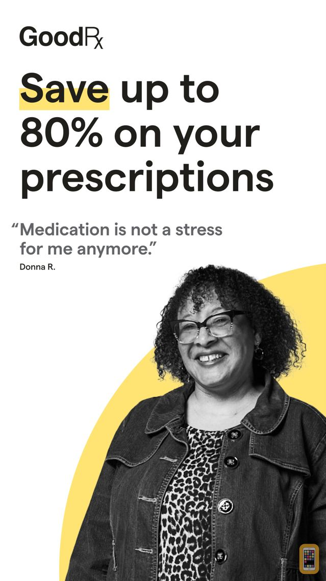 Screenshot - GoodRx: Prescription Coupons