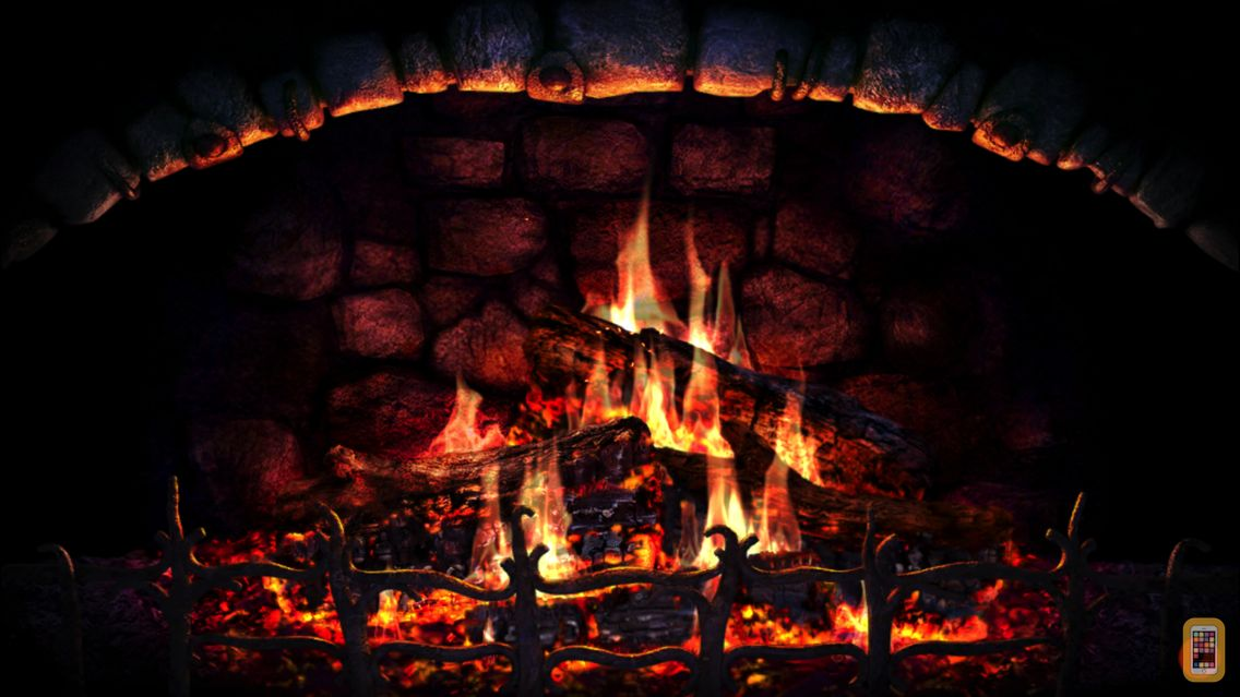 Screenshot - Fireplace 3D