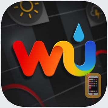 Weather Underground: Custom Forecast & Local Radar by Weather Underground, LLC (Universal)