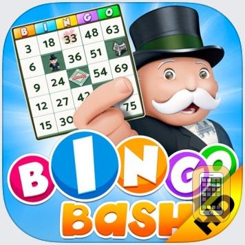 Bingo Bash HD - Bingo & Slots by BitRhymes Inc. (iPad)