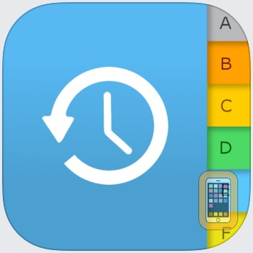 Backup Contacts + Restore by Jonathan Teboul (Universal)
