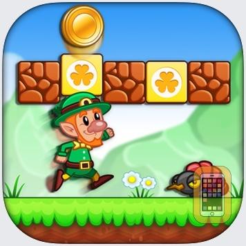 Lep's World - Jump n Run Games by nerByte GmbH (Universal)